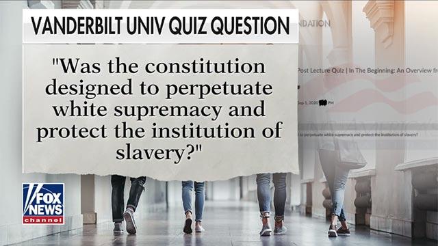 Vanderbilt University controversy