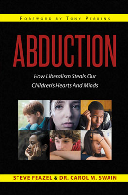 abduction book cover