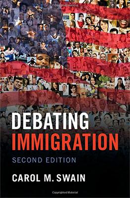debating immigration book cover