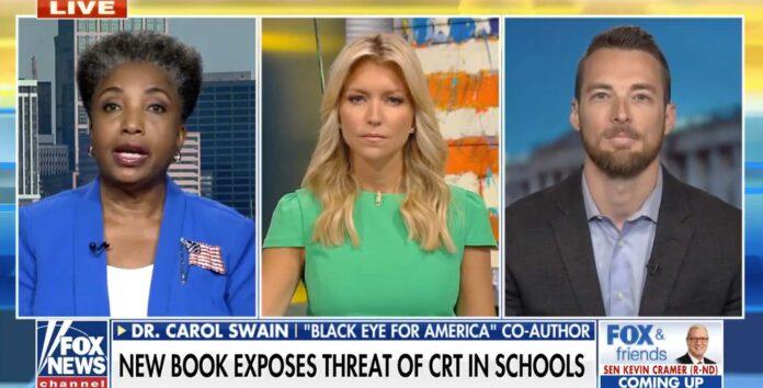 critical race theory book fox news black eye for america