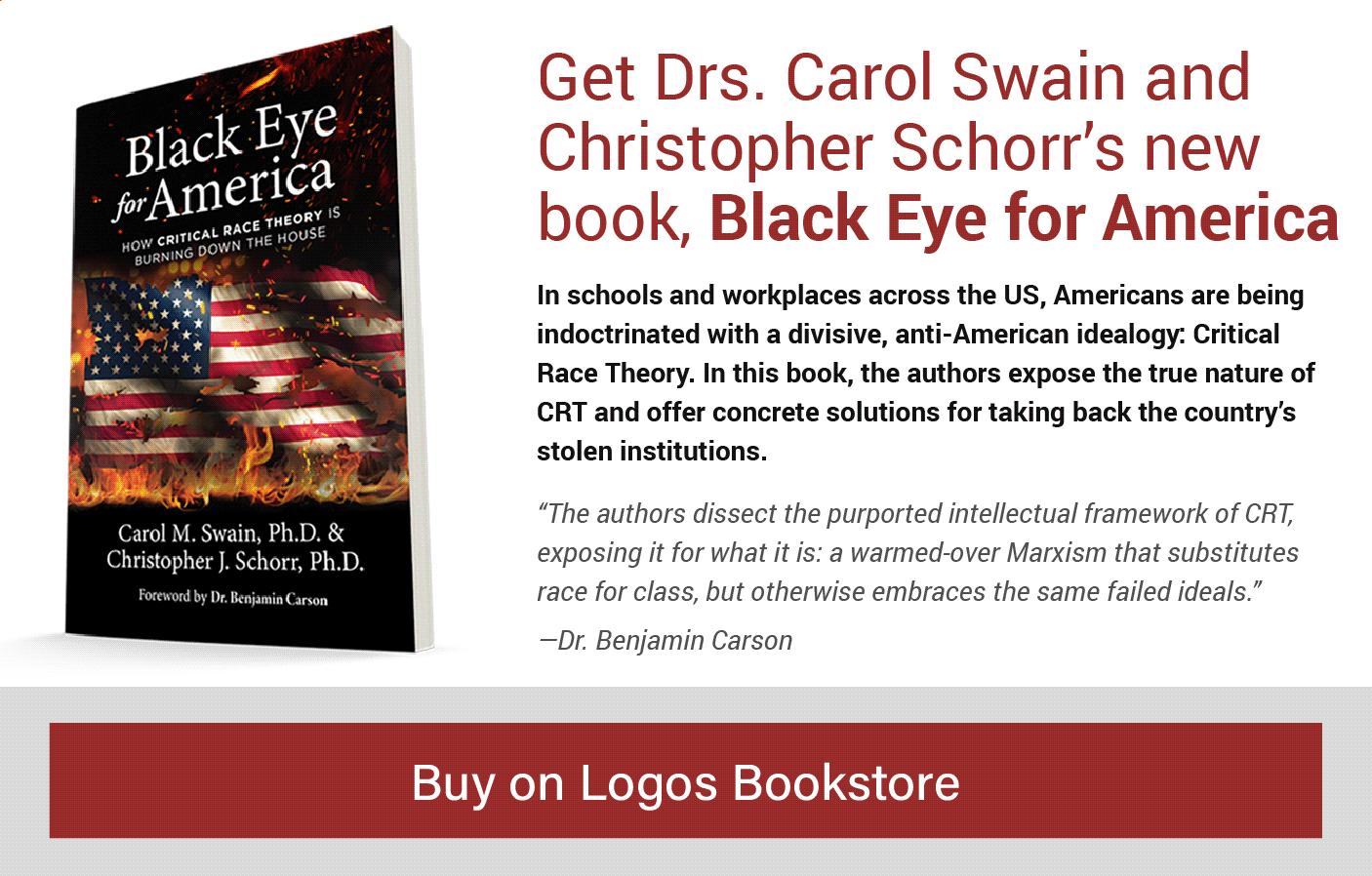 Black Eye for America Buy on Logos Bookstore popup